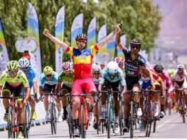 Eduard Grosu incepe weekendul in forta. Are curse de ciclism in serie, in Franta
