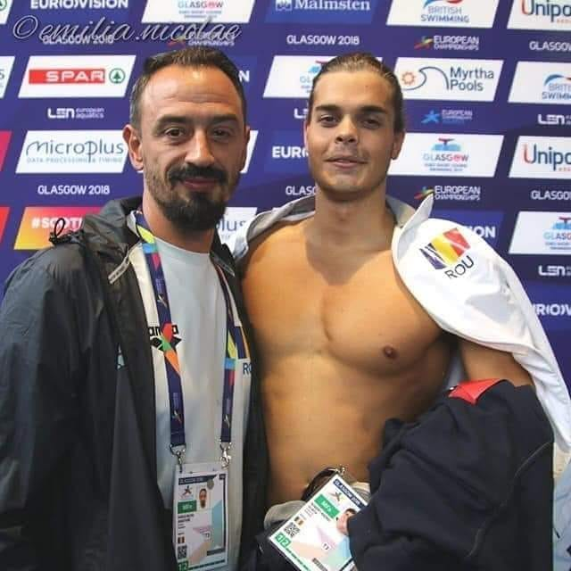 Robert Glinta incheie weekendul cu plasari in top la Champions Swim Series