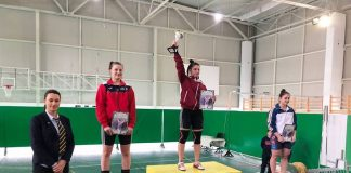 Grigoriu ridica greutati pentru Mondialele din Fiji! A castigat la senioare Cupa