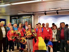 Bilant la Campionatele Europene de Haltere. Romania are 14 medalii la Batumi