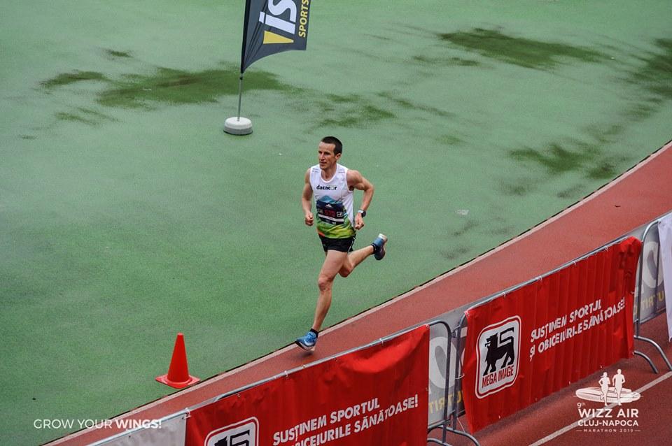 Nicolae Balan e pe urmele kenienilor. Cu personal best la Cluj are obiectiv mondial