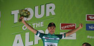 Emil Dima si Froome bilant in Turul Alpilor. Ciclistii romani concureaza de Paste