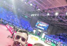 Ovidiu Ionescu si-a asigurat medalia la Campionatul Mondial de Tenis de Masa!