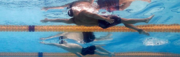 Glinta inoata la Champions Swim Series. Robert e in China la concursul mondial