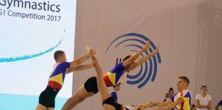 Medalii castigate la gimnastica la sfarsit de mai. Aflati cine s-a remarcat