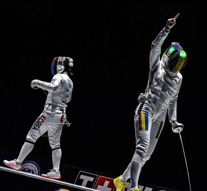 Ana Popescu e pe podium la Cali! Parcursul spadasinei spre finala