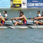Romania castiga medalii la Plovdiv! Canotaj in Cupa Mondiala