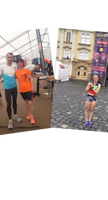 Reactiile castigatoarelor romance de la Semimaratonul International Bucuresti
