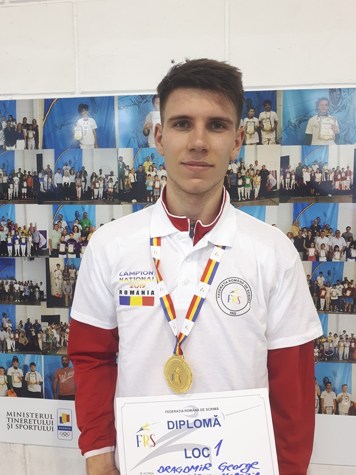 George Dragomir se gandeste la Grand Prix-ul din Rusia dupa titlul national
