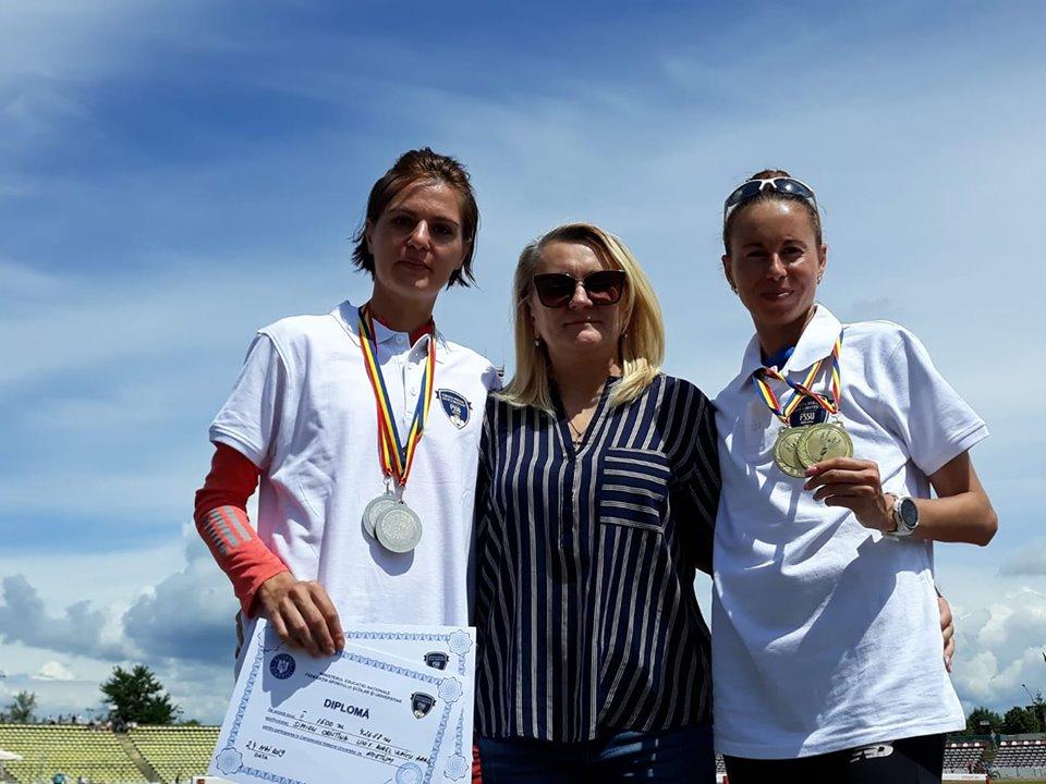 Roxana Birca alearga cu gandul la Mondiale. Debut cu succes pe pista in aer liber