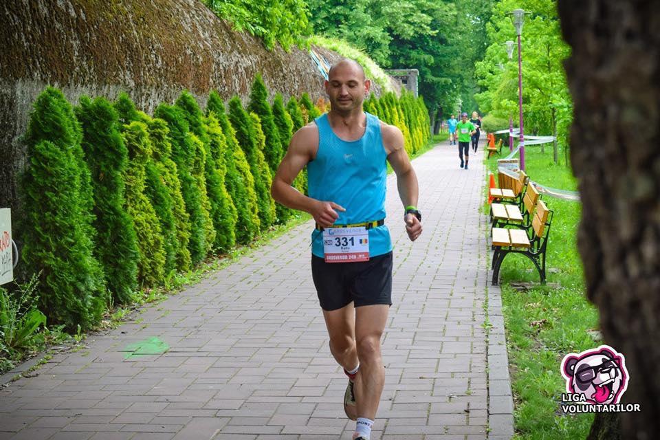 Radu Roman dezvaluie atuul care l-a ajutat sa faca record personal la anduranta