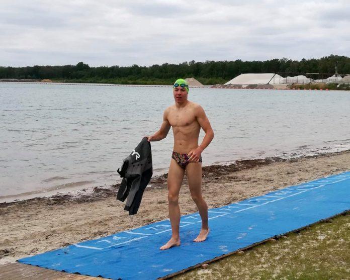 Erick Rogoz e la Europene cu obiectiv: calificarea la Mondialele de Triatlon!
