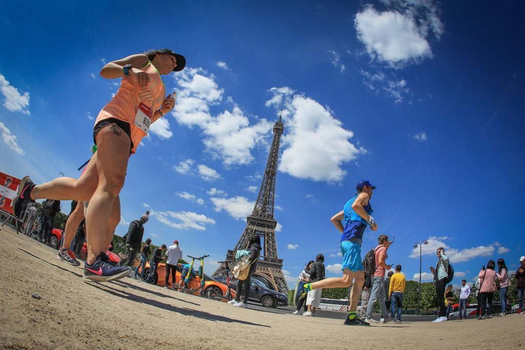 Adrian Bontiu No Finish Line Paris