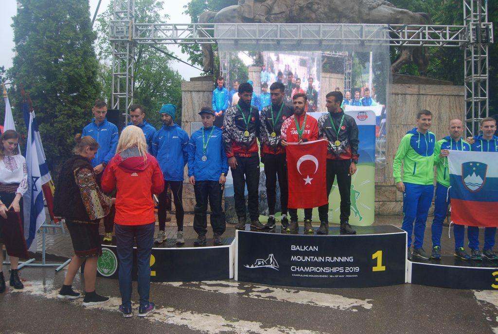 Gabriel Bularda campion balcanic