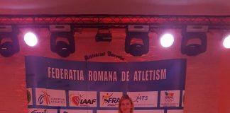 Medaliile Sandei Belgyan obtinute la Internationalele de Atletism ale Romaniei