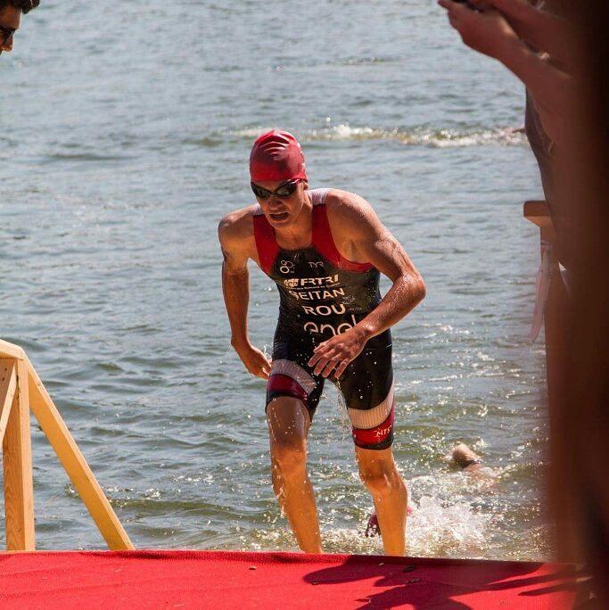 Nicolae Seitan de la inceputul in triatlon la titlul de campion!