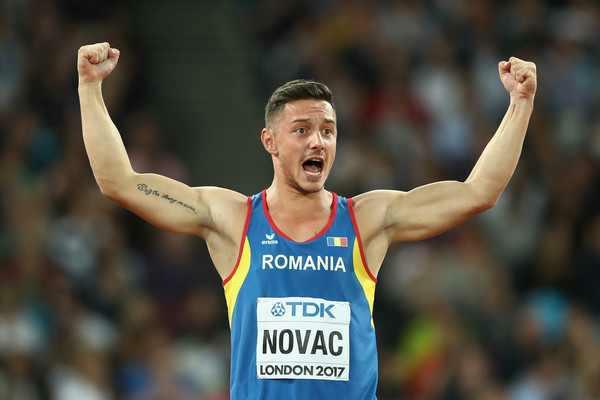 Alexandru Novac e recordman, e aproape de Jocurile Olimpice dar e neplatit!