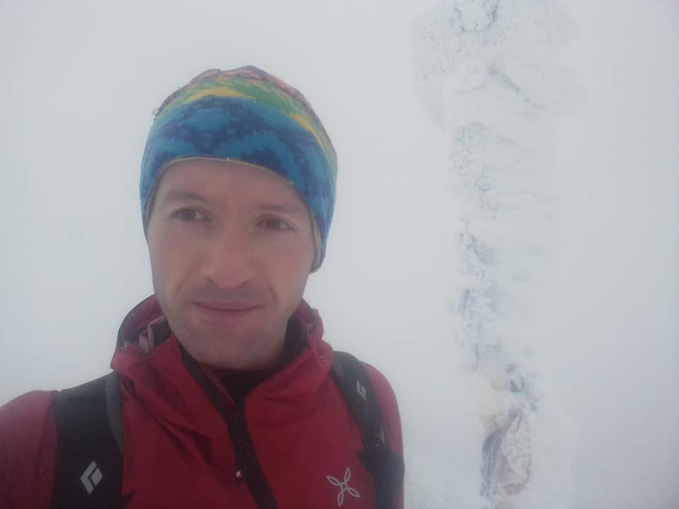 Vlad Teofil si ultimii pasi pe Everest! Urmeaza Patagonia!