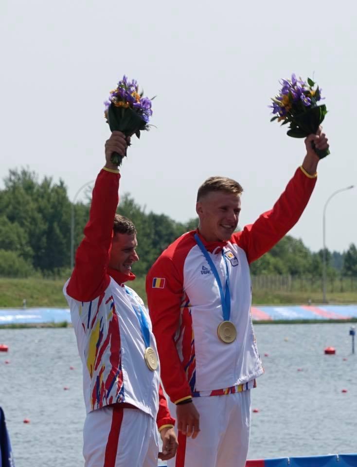 Catalin Chirila spune care a fost atuul victoriei la Jocurile Europene de la Minsk