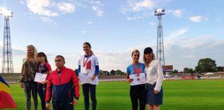 Finalul campionatelor de atletism pentru tineret la Pitesti! Rezultate