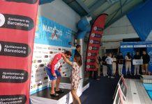 Record pentru Martin la primul concurs de natatie in afara Romaniei in 2019