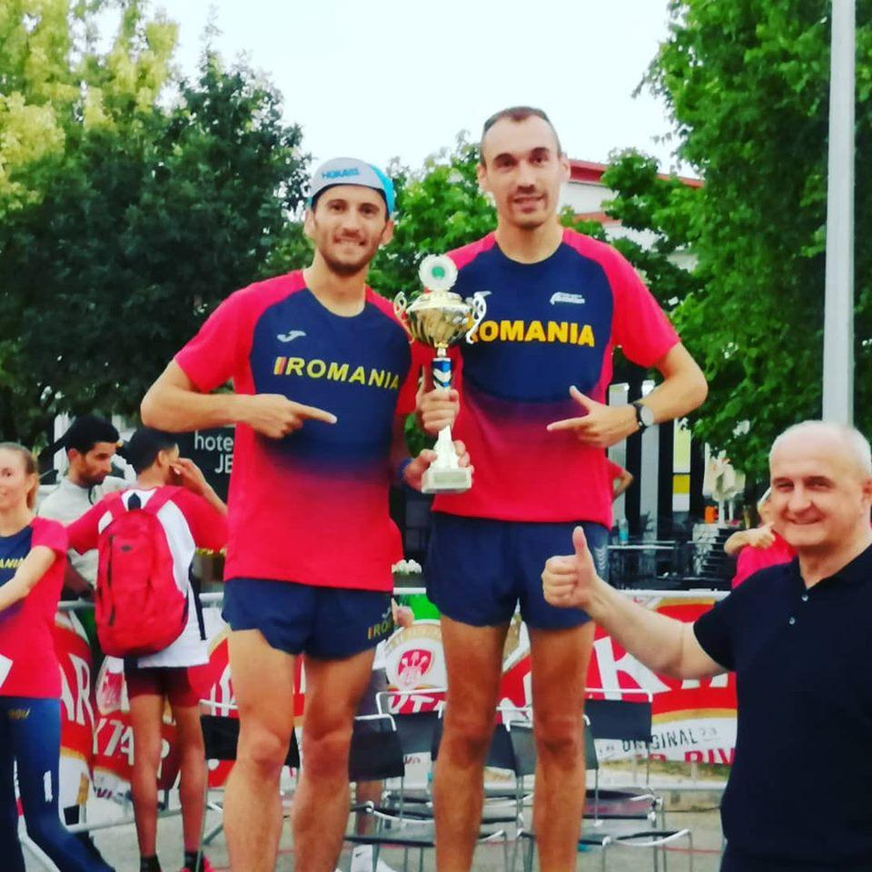 Nicolae Soare alearga contra africanilor 29:07 la Campionatul Balcanic de 10k!