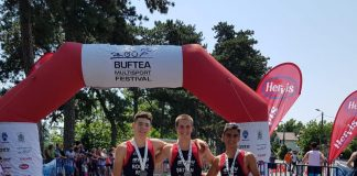 Erick Rogoz e cel mai bun junior la Campionatul National de Triatlon Sprint!