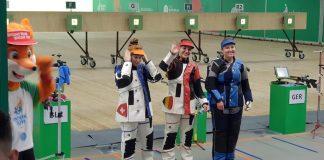 Laura Coman aduce a 5-a medalie a Romaniei la Jocurile Europene! Este Aur la Tir!