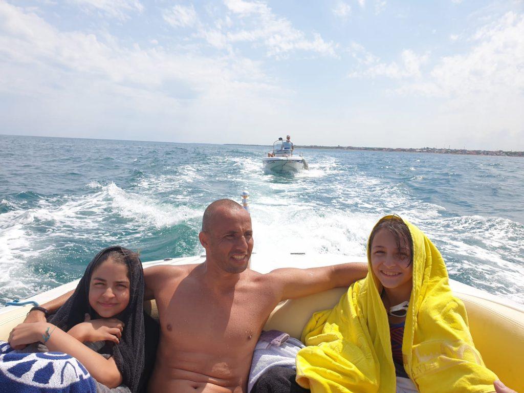 Romania stafeta copii Canalul Manecii