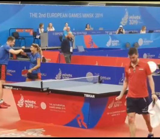 Ziua si medaliile pentru Romania la Jocurile Europene din Belarus!