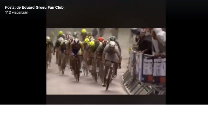 Victorie pentru Grosu! Ciclistul roman a castigat in Belgia!