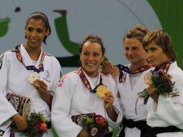 Medalii obtinute de Andreea Chitu la Judo in drumul spre Jocurile Olimpice