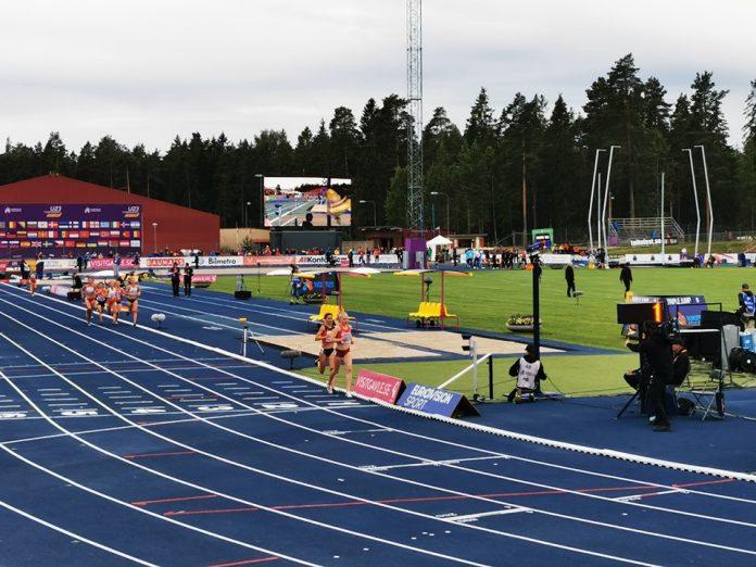 Rezultatele atletelor din Romania la Campionatele Europene de tineret, la Gavle