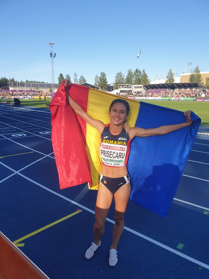 Final la Campionatele Europene de Atletism pentru tineret la Gavle, in Suedia