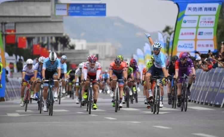 Eduard Grosu a castigat a 3-a etapa din Turul Lacului Qinghai