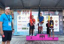 Catalin Romas a vorbit despre concursul finalizat pe 3 la Europenele de Aquatlon