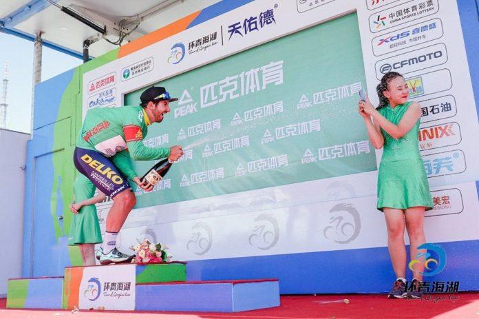 Eduard Grosu a reusit un nou rezultat personal de referinta in ciclism