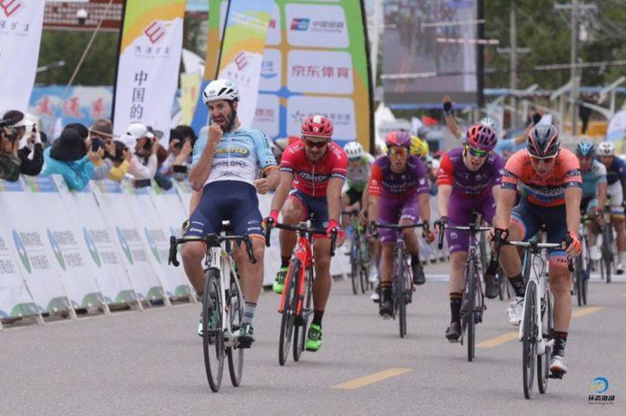 Eduard Grosu continua seria victoriilor in China. Succes repurtat in etapa a 6-a