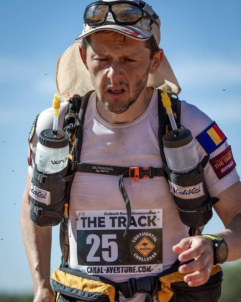 Andrei Gligor 7 ultramaratoane