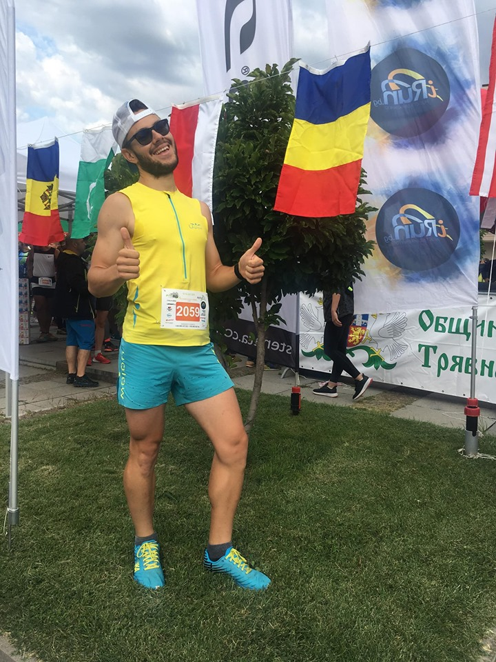 alergatorul Andrei Ivanescu