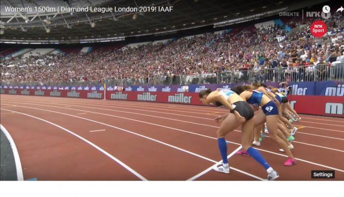 Claudia Bobocea are un nou cel mai bun rezultat personal la 1500 metri!