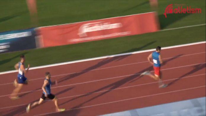Campioni la atletism in probele de marti la Nationalele de la Pitesti