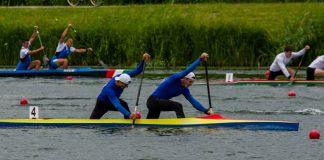 Leonid Carp vizeaza Mondialele de seniori. Vineri e un nou test la kaiac-canoe