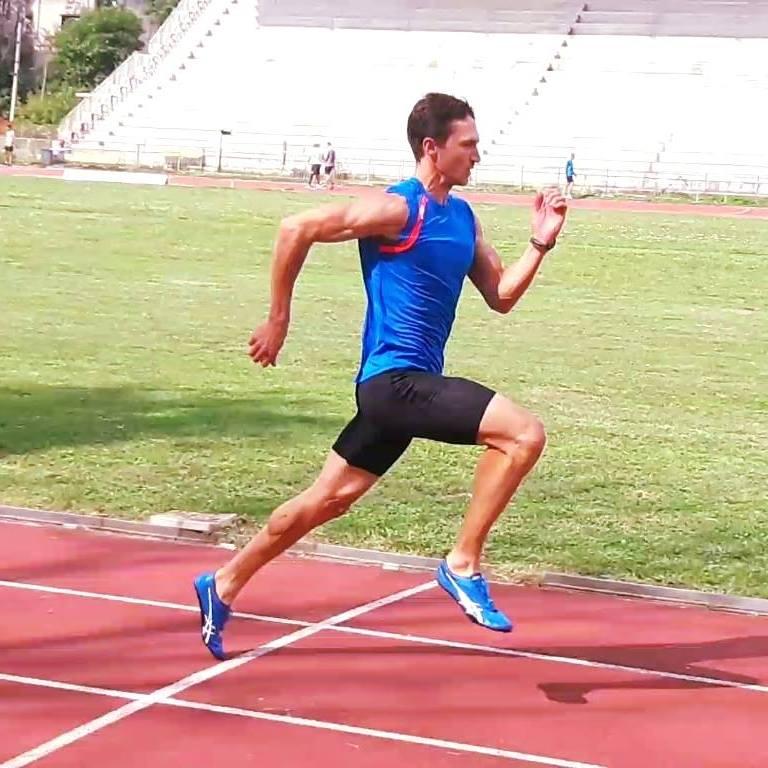 Povestea stafetei castigatoare la 4x400 metri la Nationalele de Atletism