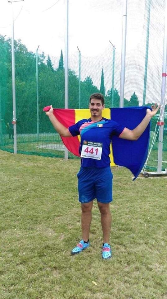 Aruncatorii Romaniei urca pe podium la intreceri internationale la atletism