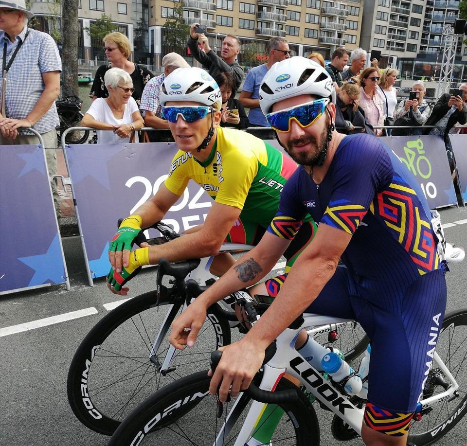 Start pentru Grosu in Vuelta Burgos. Cursa tine pana pe 17 august
