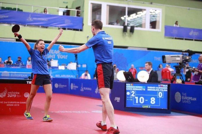 Medalii la Openul Bulgariei pentru Romania la tenis de masa