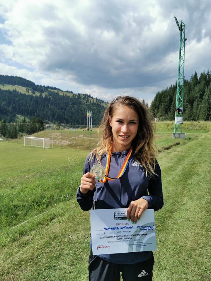 Intrecerea Ingrid Mutter cu Madalina Florea e analizata de atlete dupa Nationale