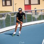 Nedelea face record national dar vrea mai mult la patinaj viteza