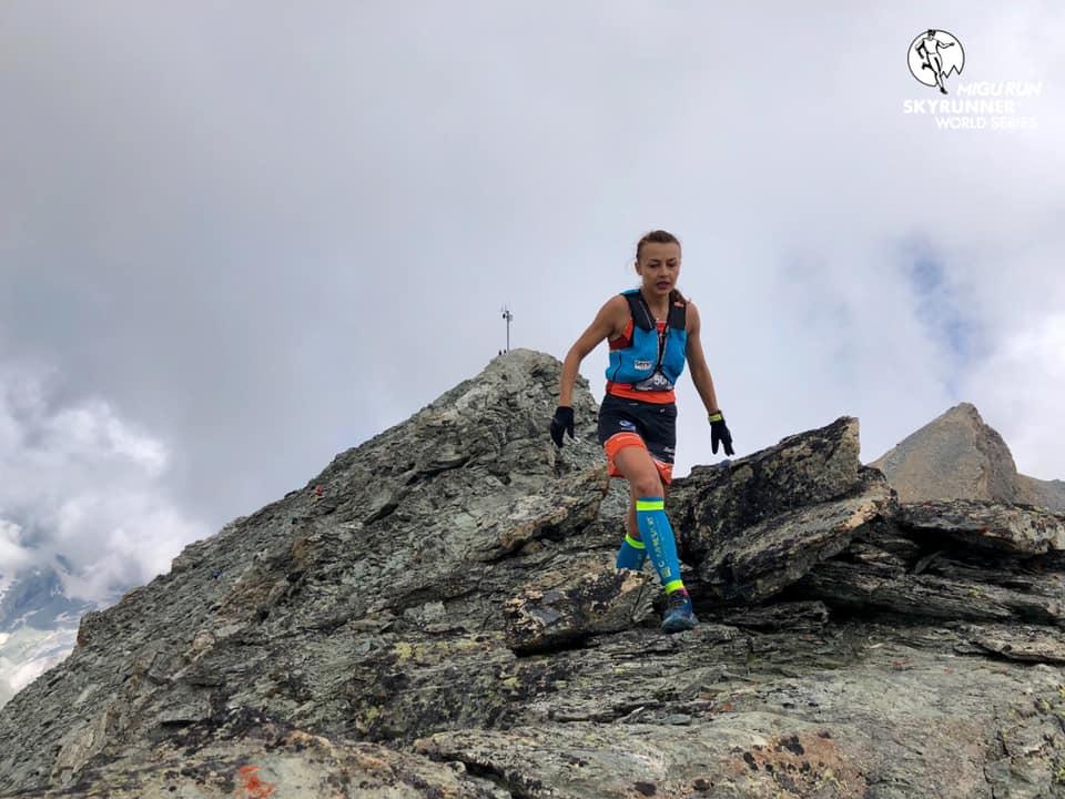 Denisa Dragomir Extreme Matterhorn Ultraks